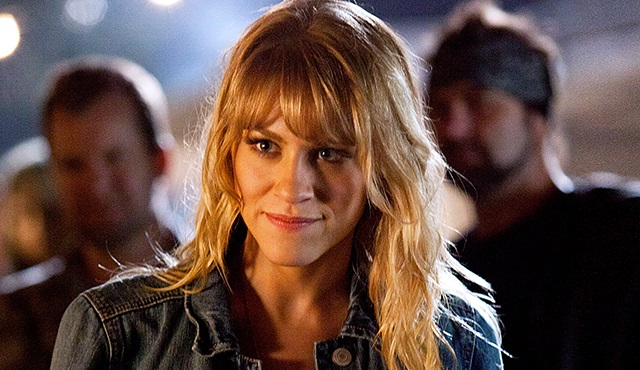 Brit Morgan, Supergirl'ün kadrosuna katıldı