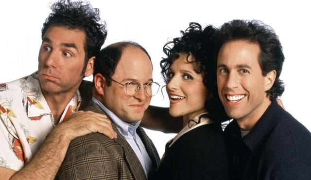 Seinfeld dizisi tüm sezonlarıyla 1 Ekim'de Netflix Türkiye'ye geliyor