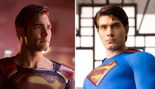 Brandon Routh ve Tyler Hoechlin, The CW'da bir kez daha Superman oluyor!