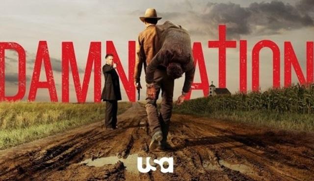 USA Network, Damnation dizisini iptal etti