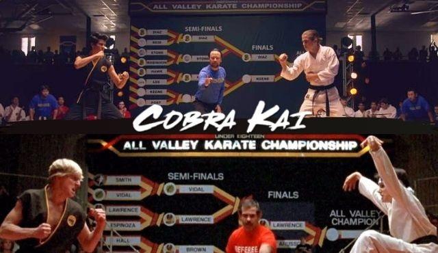 Cobra Kai ölmez, sadece biraz yaş alır