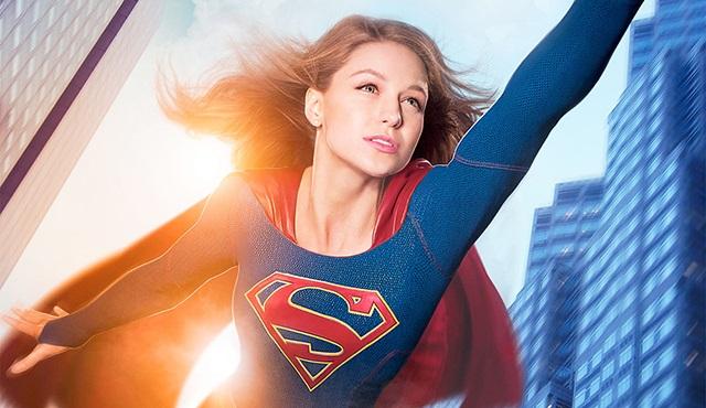 Supergirl'den ilk poster görücüye çıktı