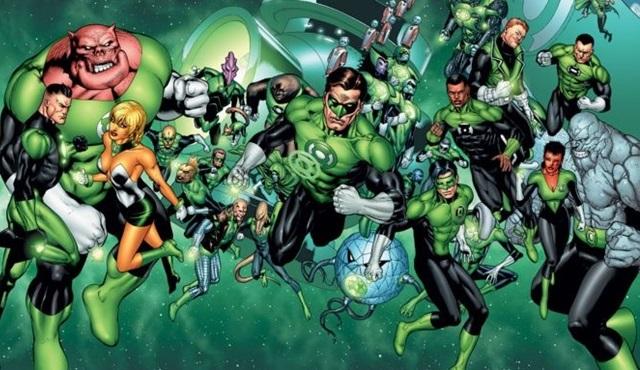 HBO Max'ten Green Lantern dizisi geliyor!