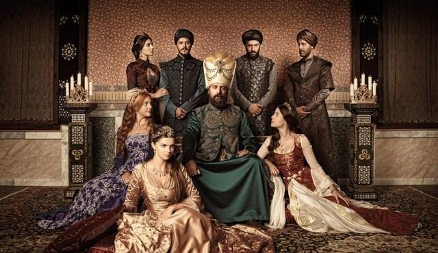 Netflix'te ilk Türk dizisi: Muhteşem Yüzyıl!