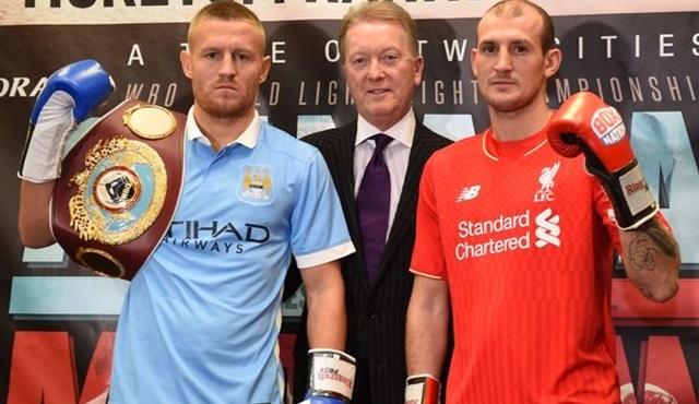 Liverpool Boks Gecesi NTV Spor'da!
