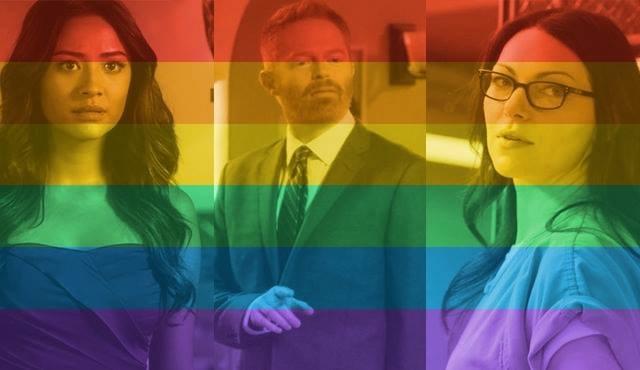 Dizi dünyasının nev-i şahsına münhasır 15 LGBTİ karakteri
