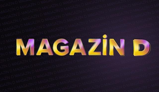 """""""Magazin D"""" ünlüler dünyasından son haberlerle ekrana geliyor!"""