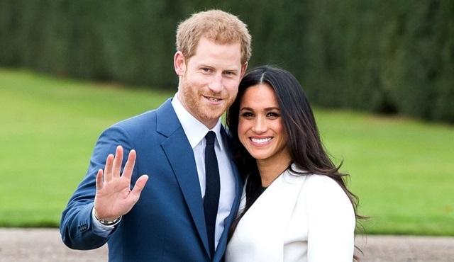 Prens Harry ve Meghan Markle nişanlandılar!