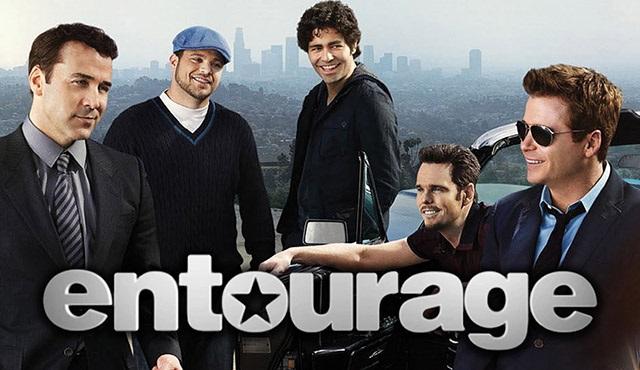 Entourage başlayalı 12 sene oldu