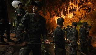 Dünyayı ayağı kaldıran Tayland Kurtarma Operasyonu Cuma günü DMAX'te