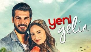 Yeni Gelin dizisinin yeni sezon afişi yayınlandı!