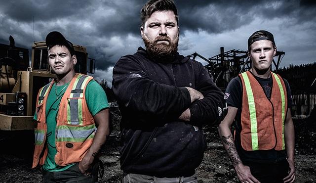 Yukon Altını 4. sezonu ile Nat Geo'da başlıyor!