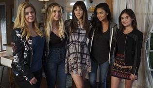 Pretty Little Liars yedinci ve son sezonunun devam bölümleriyle FOXLIFE'ta!