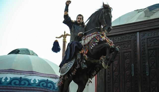 Kuruluş Osman geçtiğimiz haftanın en çok izlenen dizisi oldu!