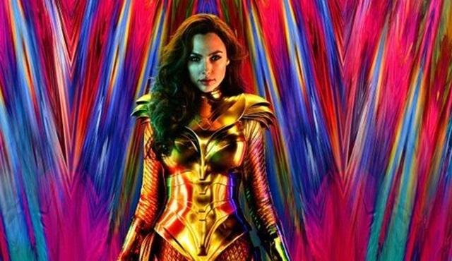 Wonder Woman 1984 filminin ilk tanıtımı yayınlandı