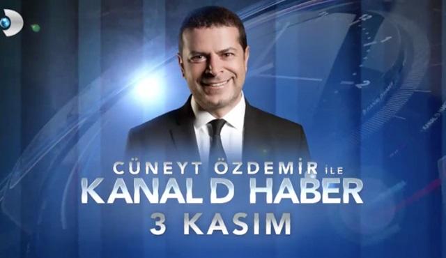 """Cüneyt Özdemir ile """"Haberi yaşatan"""" habercilik başlıyor"""