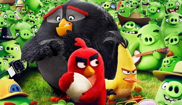 Angry Birds filmi Tv'de ilk kez Kanal D'de ekrana gelecek!