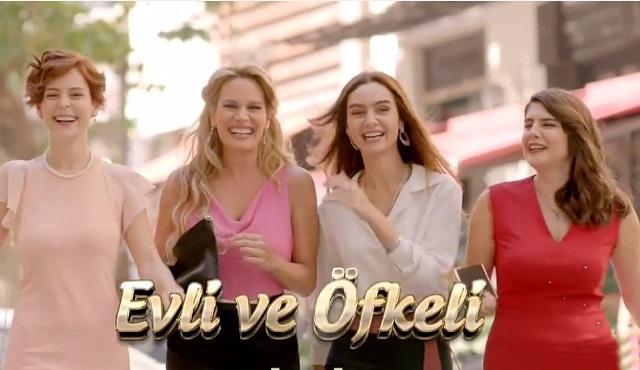Evli ve Öfkeli dizisinden ilk tanıtım yayınlandı!
