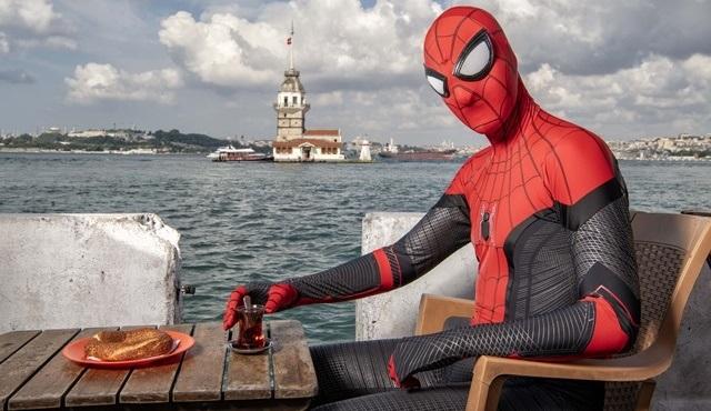 Spider-Man, 29 Haziran'da İstanbul'a geliyor!