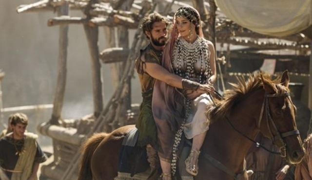 Truva'nın hikayesi BBC ve Netflix ile ekrana geliyor: Troy: Fall of a City