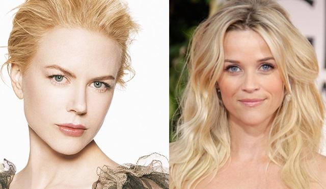 Nicole Kidman ve Reese Witherspoon'dan gerilim-komedi dizisi