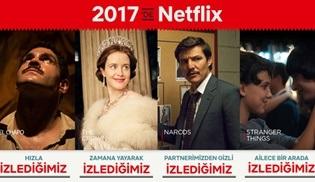2017 yılında Netflix'te neler izledik?