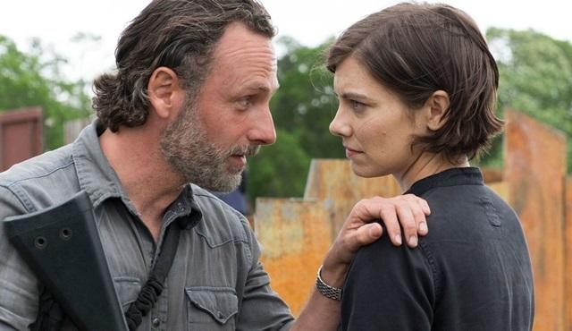 Lauren Cohan, The Walking Dead'den 8. sezon bittikten sonra ayrılabilir