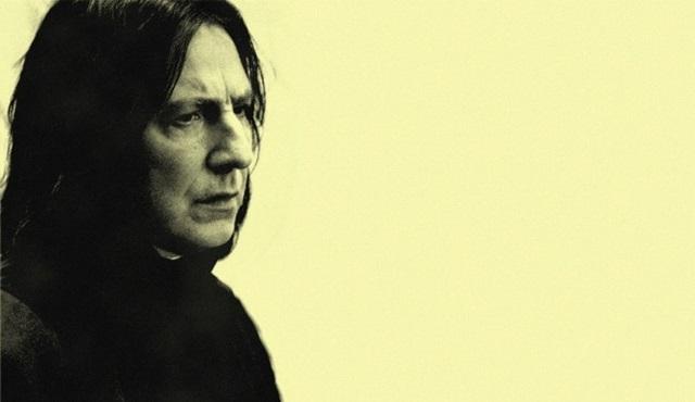 Severus Snape: Düşlerle gerçekler ayrı ayrı yaşar