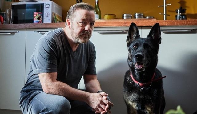 Ricky Gervais'in Netflix dizisi After Life 8 Mart'ta başlıyor