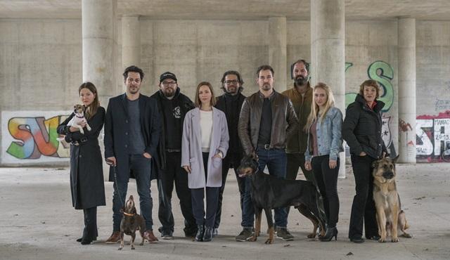 Netflix, ikinci Alman orijinal dizisi Dogs Of Berlin'in çekimlerine başladı