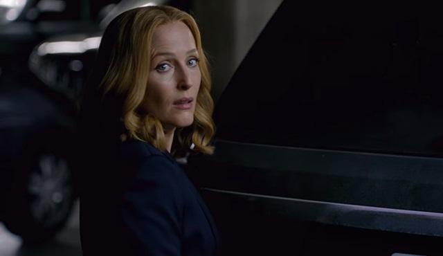 The X-Files için uzun bir tanıtım daha geldi