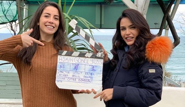 Melis Tüzüngüç, Aşkın Gönül Yazısı filmiyle setlere geri döndü!
