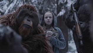 Maymunlar Cehennemi: Savaş filmi Tv'de ilk kez Kanal D'de ekrana geliyor!