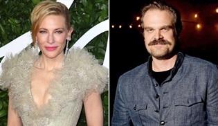 Cate Blanchett ve David Harbour, The Simpsons dizisine konuk olacak