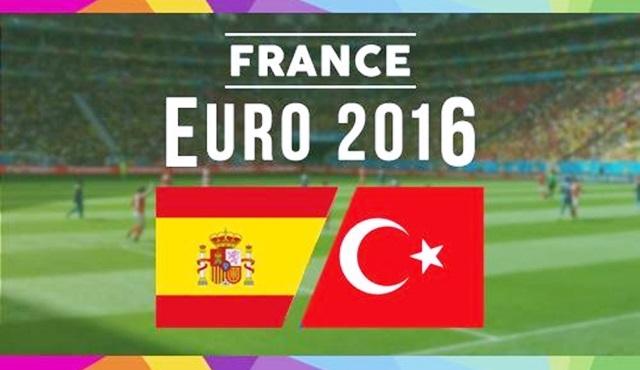 İspanya - Türkiye EURO 2016 maçı TRT1'de ekrana geliyor!