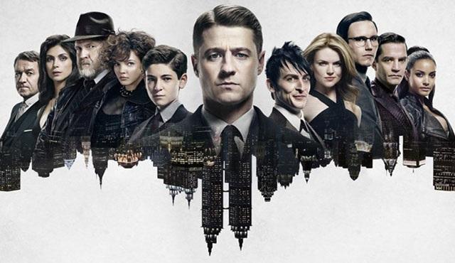 Gotham: 2. sezondan ilk posterler geldi