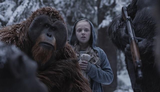 Maymunlar Cehennemi: Savaş filmi Kanal D'de ekrana geliyor!