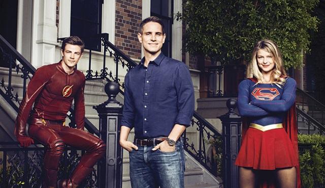 The Flash ve Supergirl bir araya geliyor!