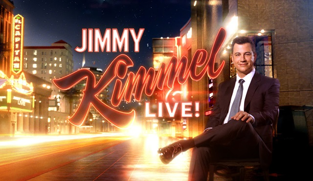 Jimmy Kimmel Live programında Captain America haftası!