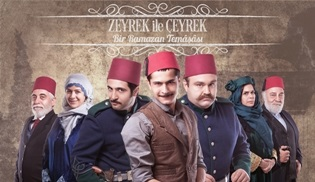 'Zeyrek ile Çeyrek - Bir Ramazan Temaşası' seyircisiyle buluştu!