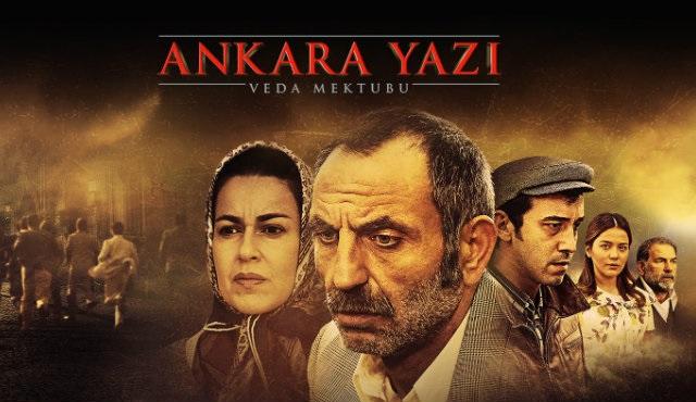 TRT Ev Sineması Kuşağı'nda bu hafta: Ankara Yazı Veda Mektubu