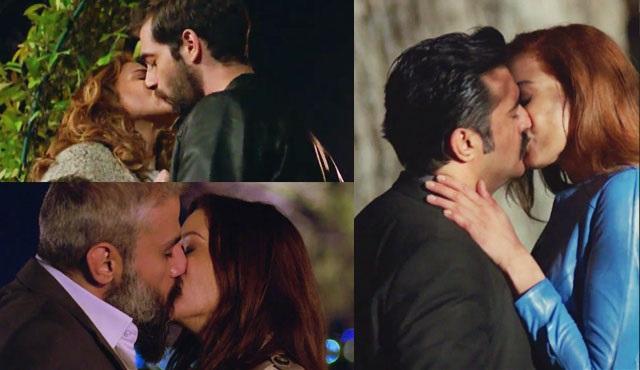 Devrim, öpüşe öpüşe gelecek!