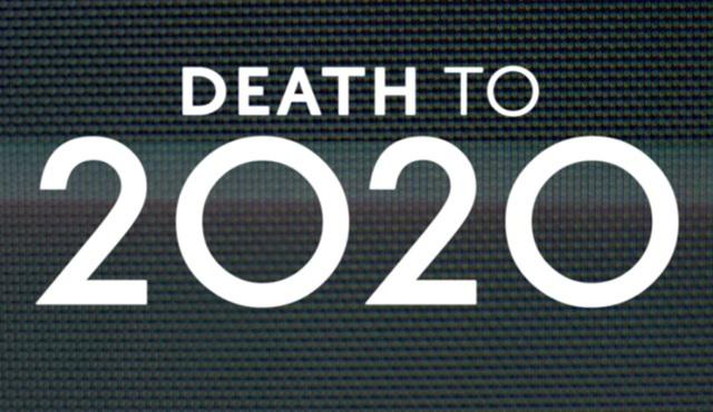 Black Mirror'ın yaratıcısının yeni projesi Death to 2020 yakında Netflix'te!