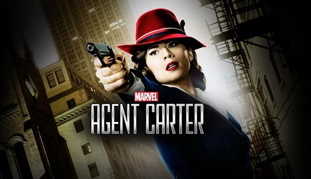 Agent Carter ilk sezonuyla DiziSmart Platin HD'de!