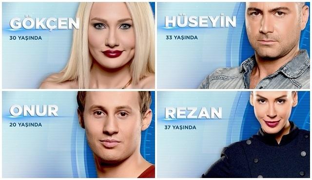 'Big Brother Türkiye' evinde 11. kez eleme heyecanı yaşanıyor!