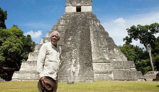 Morgan Freeman ile İnancın Hikayesi, National Geographic'te devam ediyor!