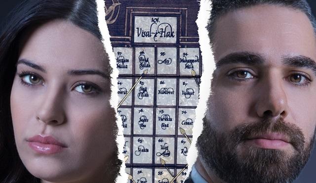 Vuslat dizisinin afişi yayınlandı!
