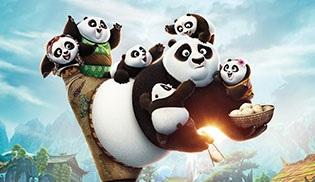 Kung Fu Panda 3 filmi Kanal D'de ekrana geliyor!