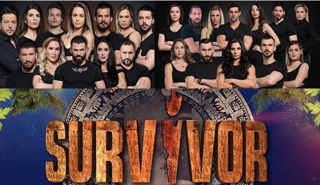 Survivor 2018 heyecanı başladı..