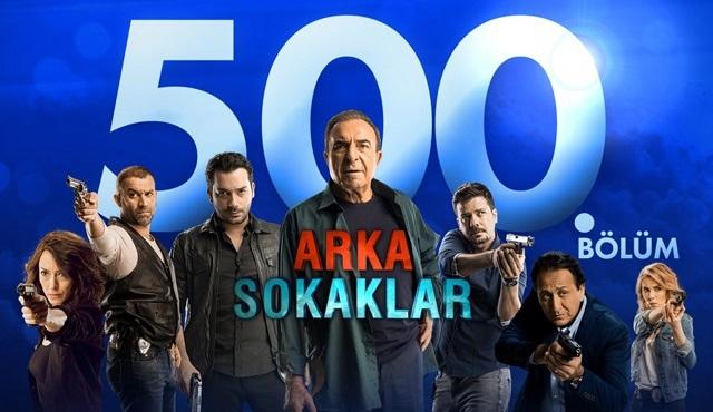 Arka Sokaklar, 500. bölüme özel fragman yayınlandı!